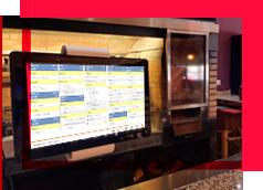 Software TPV monitor comandas a cocina