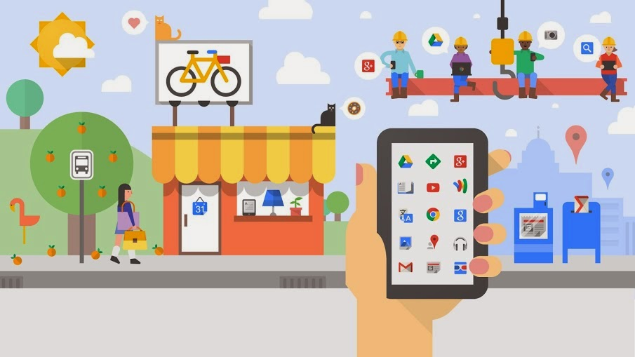 App de Google para restaurantes