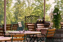 gesion terraza restaurante