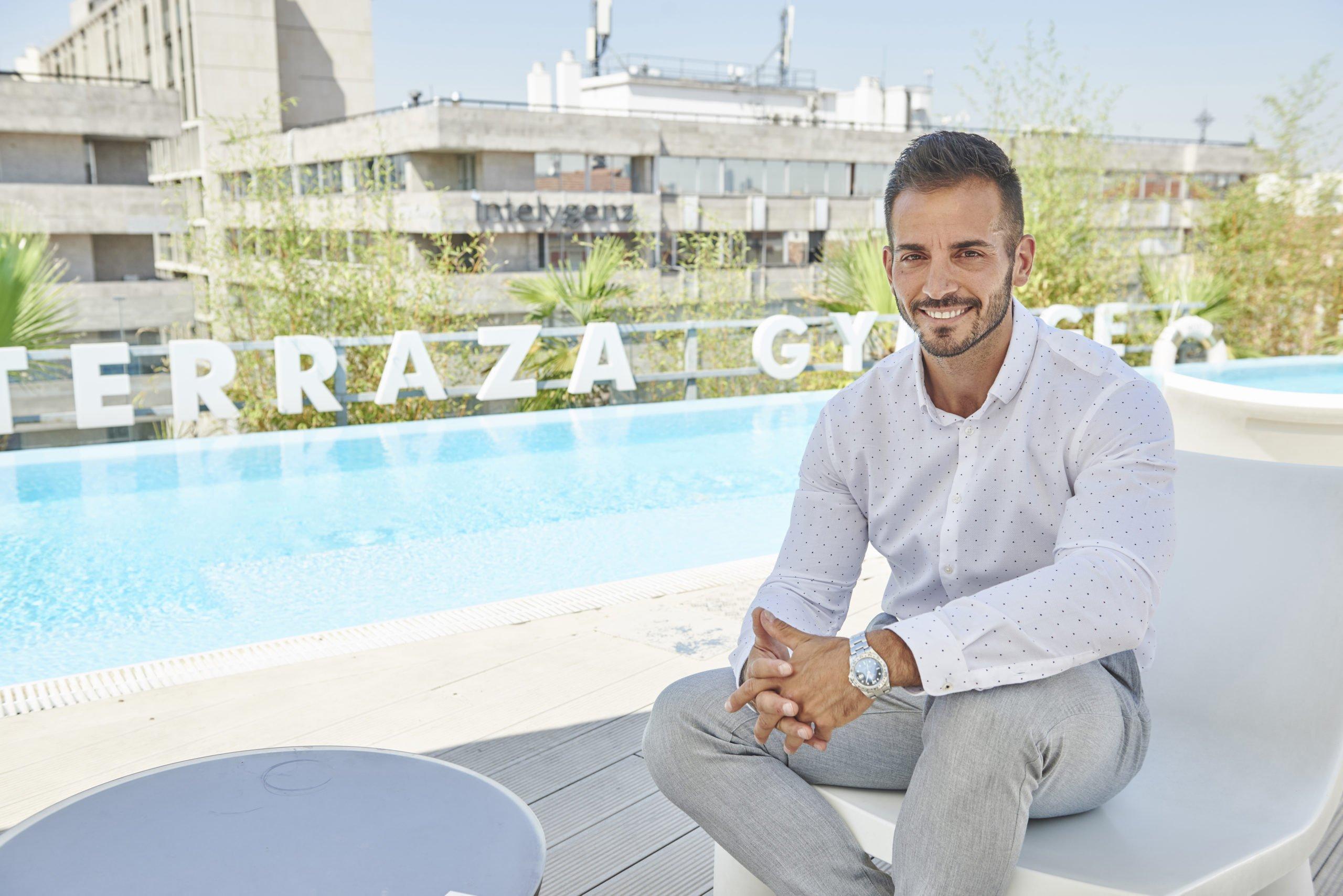 Carmine D'Anna, director ejecutivo y socio en Gymage